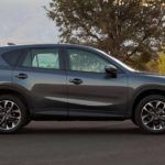 2016 Mazda CX 5 grey side