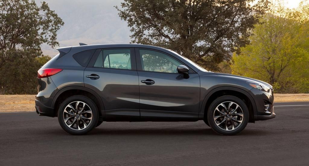 Mazda Cx Grey Bumper Paint
