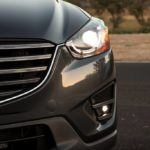 2016 Mazda CX 5 left headlamp