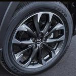 2016 Mazda CX 5 wheel