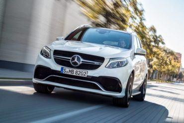 2016 Mercedes AMG GLE63 S 104 876x535