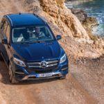 2016 Mercedes Benz GLE250d Euro spec 106 876x535