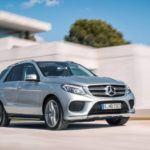 2016 Mercedes Benz GLE500 e plug in hybrid 105 876x535