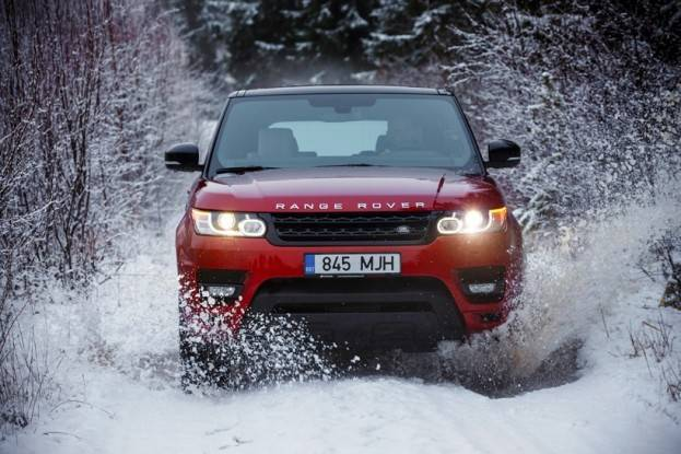 This is actually a 2014. But it's in the snow!