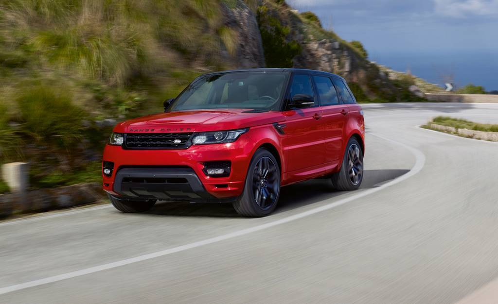 2016 land rover range rover sport hst limited edition photos and info news car and driver photo 657574 s original
