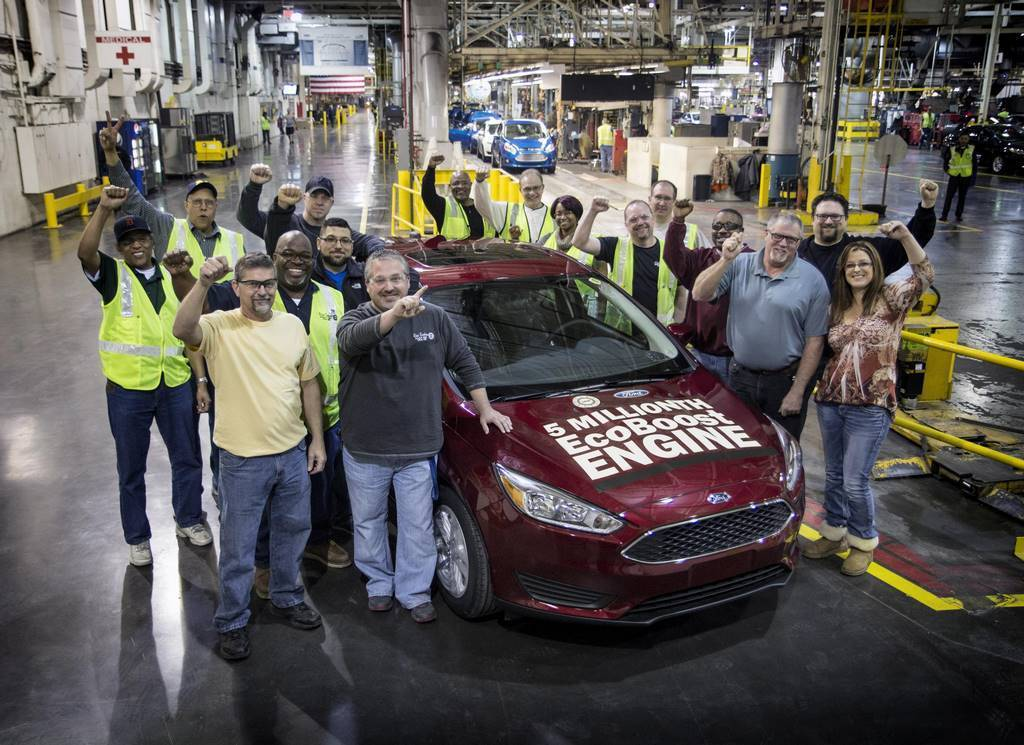 Ford EcoBoost: 5 Million Strong