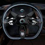 Aston Martin DBX Concept cockpit