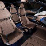 Aston Martin DBX Concept interior