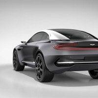 Aston Martin DBX Concept rear 200x200 - Aston Martin Introduces a Stunning All-Electric Concept Car