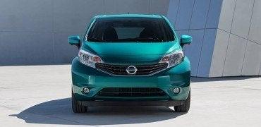 Nissan Versa Note Blue