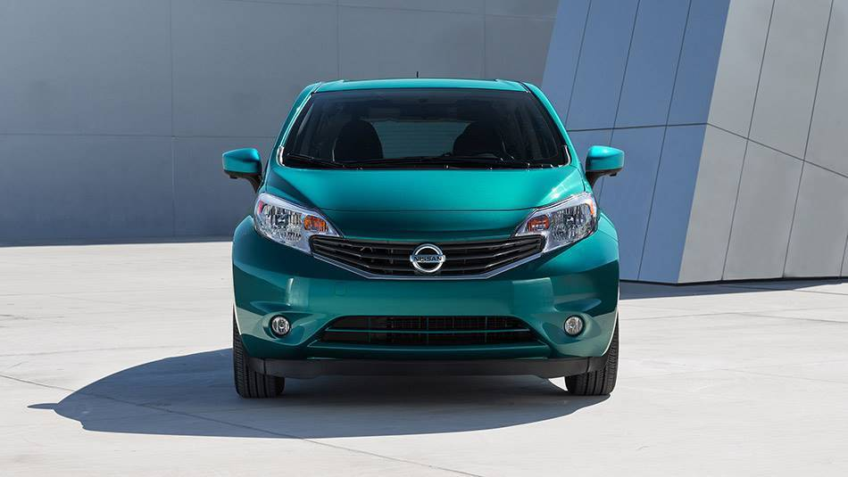 Nissan Versa Note Blue