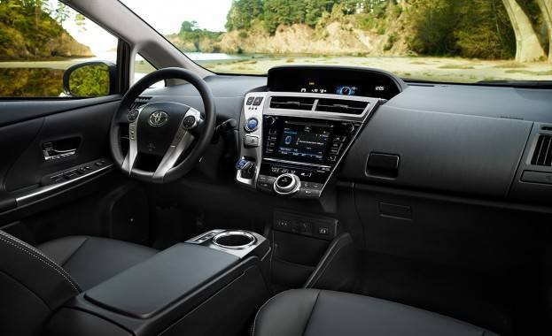 2015 toyota prius v wagon review. Black Bedroom Furniture Sets. Home Design Ideas