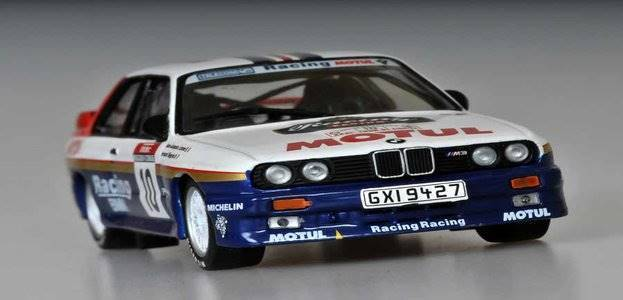 BMW M3: History in Rally