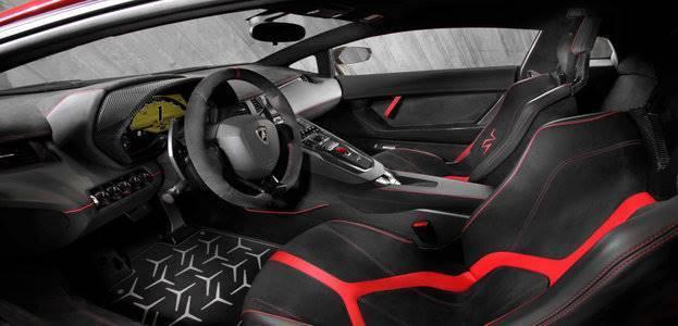 Lamborghini Aventador Superveloce Roars into Geneva Motor Show