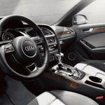 2015 Audi allroad interior 1