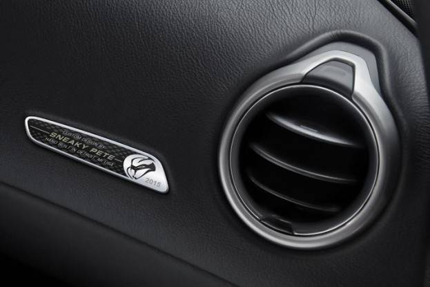 2015 Dodge Viper 1 of 1 Name Badge