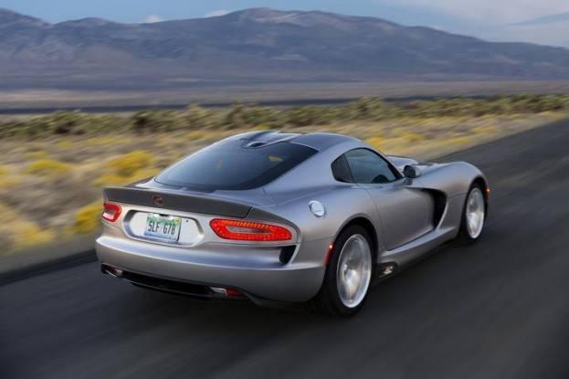2015 Dodge Viper Racing #2
