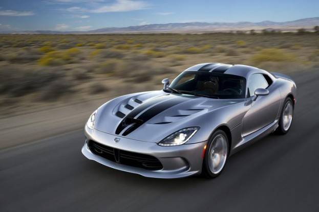 2015 Dodge Viper Racing