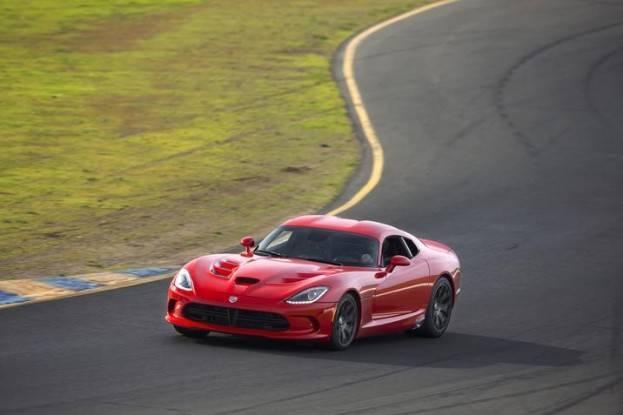 2015 Dodge Viper Track