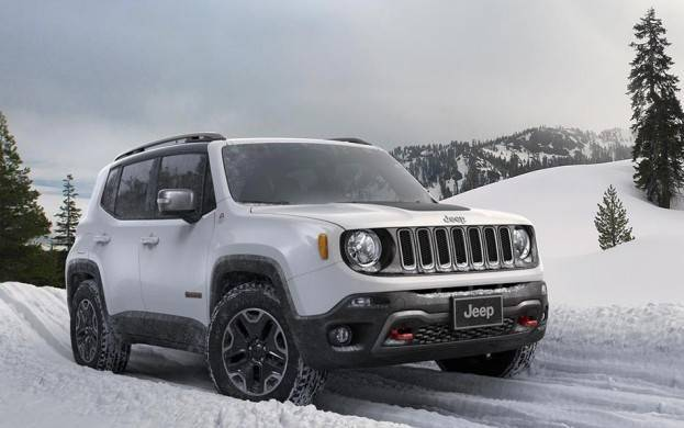 2015 Jeep Trail Hawk Right Front 2