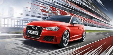 2015 Audi RS 3 Euro Spec Left Front