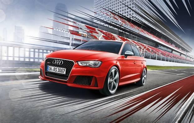 2015 Audi RS 3 Euro Spec Left Front