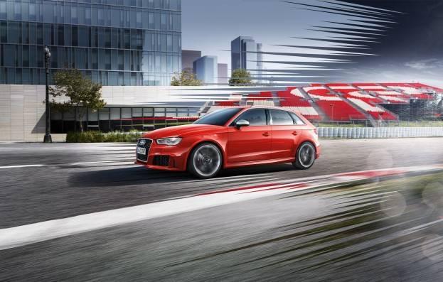 2015 Audi RS 3 Euro Spec Left Side