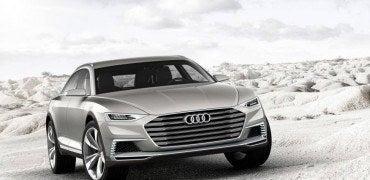 Audi Prologue Allroad concept Front Fascia