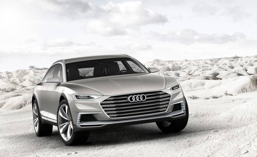 Audi Prologue Allroad concept 105