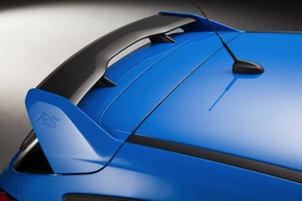 Ford Focus RS wing