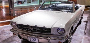 Ford_Mustang_serial_number_one