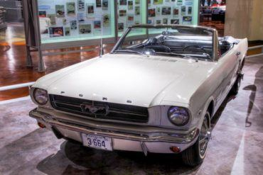 Ford Mustang serial number one