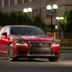 2015 Lexus LS 460 F SPORT Review