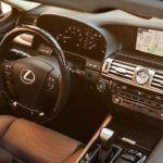 Lexus IS450 Interior