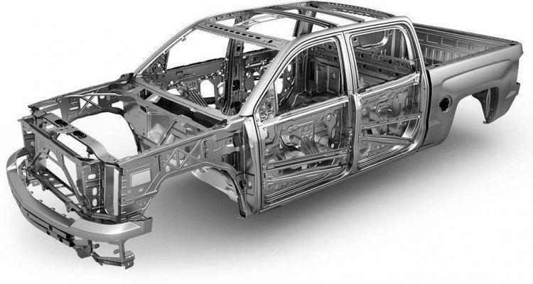 Silverado 5 750x400 - 6 Ways Chevrolet Silverado Eases Collision Repair