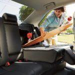 Toyota Corolla Interior Back Seat
