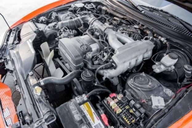 1993 Toyota Supra FF Engine