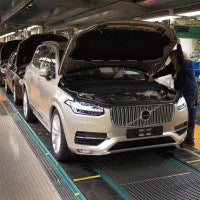 155822 Pre production of the all new Volvo XC90 in Torslanda 200x200 - Volvo Showcases All-New XC90