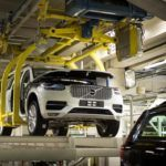155827 Pre production of the all new Volvo XC90 in Torslanda