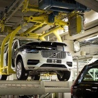 155827 Pre production of the all new Volvo XC90 in Torslanda 200x200 - Volvo Showcases All-New XC90