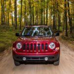 2015 Jeep Patriot front1