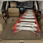 2015 Jeep Patriot rear storage