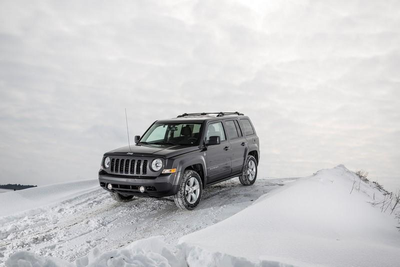 2015 Jeep Patriot Snow Photo On Automoblog