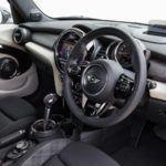 2015 MINI Cooper S cabin