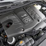 2015 Infiniti QX80 Engine