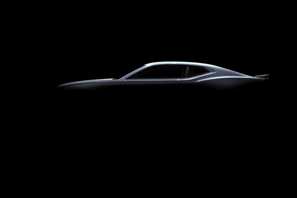 2016 Chevrolet Camaro Aerodynamics