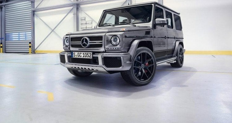first look 2016 mercedes benz g class. Black Bedroom Furniture Sets. Home Design Ideas