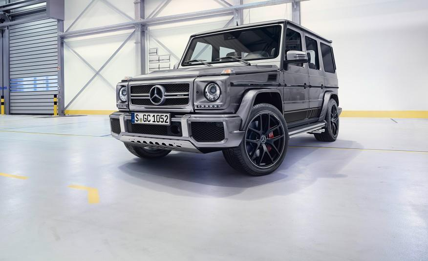 First Look 2016 Mercedes Benz G Cl