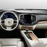 All New XC90 Interior 1