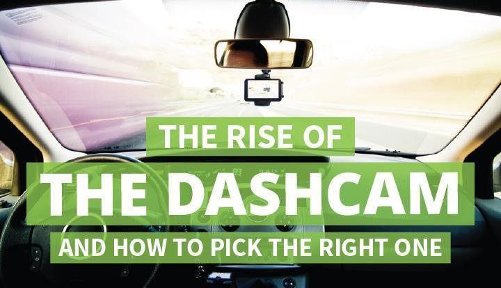 The Rise of the Dashcam [Infographic] 15